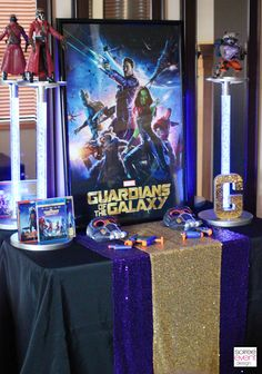 Guardians of the Galaxy Party ...