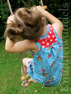 Racerback-Dress Dresses, Style, Fashion, Sewing For Kids, Vestidos, Swag, Moda, Fashion Styles, The Dress
