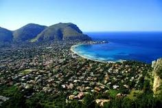 """Palermo, Italy. Home of """"The Godfather's"""" Corleone family."""
