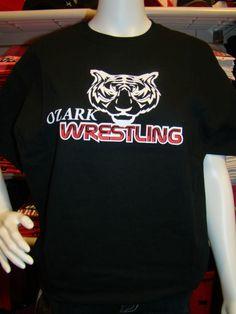 Ozark tigers wrestling