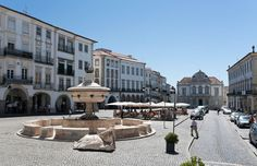 5 Lesser-Known Destinations to Visit in Portugal - via Shermans Travel 31.07.2013 | Rich with history, it seems Portugal itself should be a UNESCO World Heritage Site – we've lost count of how many of its cities and towns have been given the esteemed title. While Lisbon, Porto, and Sintra are all worthy of their own itineraries, if you're looking for something a little bit off the beaten path, here's where you should go to get a unique look at the rest of Portugal... Photo: Evora, Portugal