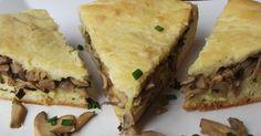 Ciuperci pe pat de mămăligă, o rețetă de post foarte sățioasă | In Bucatarie Raw Vegan, Vegan Vegetarian, Vegetarian Recipes, Vegan Food, Vegetable Recipes, Meat Recipes, Pasta Recipes, Romanian Food, Tasty