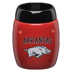 Arkansas Razorback fans! Hog Scentsy warmer!! http://SharpeScents.Scentsy.us