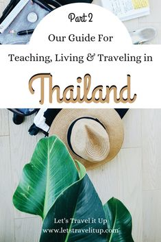 Our Guide for Teaching, Living and Traveling in Thailand (Part is all about our experiences while living, teaching and traveling Thailand. Travel Advise, Travel Tips, Most Beautiful Beaches, Travel Abroad, Thailand Travel, The Locals, Are You Happy, Travel Inspiration, Travel Destinations