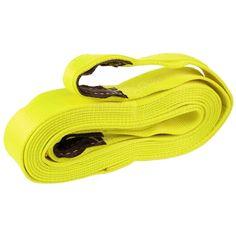 Recovery (snatch) strap