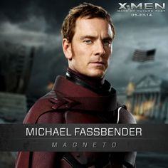 X-MEN: DAYS OF FUTURE PAST Photo - Magneto Watches D.C. Burn - Michael Fassbender