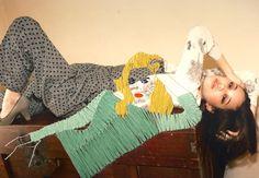 stitch on photso by Inge Jacobsen