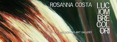 Rosanna Costa – Mostra personale alla galleria Il Melograno – Livorno – 24/10 – 30/10