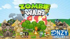 Zombie Wars Invasion : prima misiune