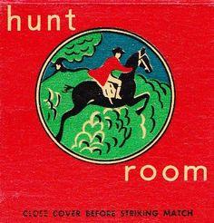 Bellevue Hotel Hunt Room San Francisco by hmdavid, via Flickr