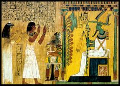 Design history: Egyptian Art – Episode #4