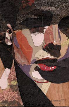 Les peintures de Andrew Young ! | HouHouHaHa