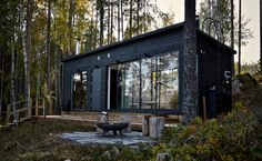 Outdoor Sauna, Outdoor Decor, Cabin Fever, Rustic Industrial, Diy And Crafts, House Plans, Dream Houses, Country, Summer