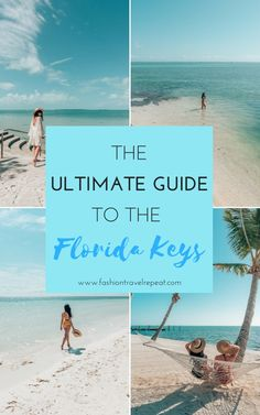 The ultimate guide to a girls getaway in the Florida Keys and Key West. Including which hotels and resorts to stay at, which restaurants to eat at and activities If you're planning a girls getaway, the Florida Keys should be at the top of your… Clearwater Florida, Orlando Florida, Key West Florida, The Florida Keys, Sarasota Florida, Islamorada Florida, Kissimmee Florida, Florida Vacation, Florida Travel