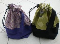 Steffis Hobbyatelier: Anleitung: Projektetasche / Pattern: project bag