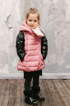 5baf4009d803 Vierra Rose Abigail Puffer Girls Coat from Mini Ruby · Outerwear JacketsKids  ...