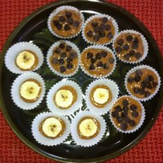 Paleo Gluten and Dairy Free Banana Almond Butter Cups!  For more paleo recipes check out my facebook page called: Gluten Free Simplified