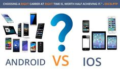 Mobile Technology growing nowadays In today's world,but many people confusion in which is the best between this. Many of them check android vs. iPhone price or cost comparison. Both has different functionalities and futures which are describe here.