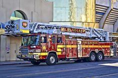 Las Vegas Fire & Rescue T-1 | TdelCoro September 14, 2013 | Flickr