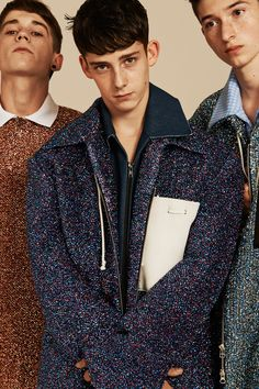 Model's names? | Xander Zhou Spring/Summer 2015 Collection