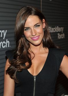 Jessica Lowndes hair color