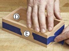 Small box glue-up made easy