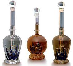Lanzan tequila con oro y plata comestibles