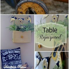 Table Repurposed