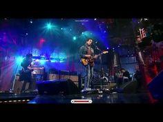 John Mayer's performance on David Letterman Late Night Show 2013