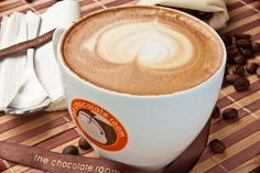 Cappuccino Coffee  | The Chocolate Room | Pune