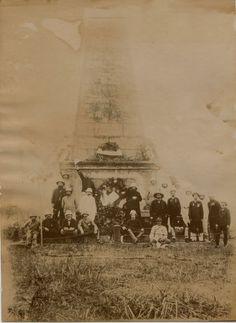 NDOCHINE TUYEN QUANG Monument commémoratif de Moc Hoa