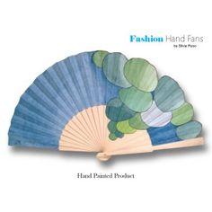 Hand Fan From the Sea.   Abanico, Éventail, Fächer, Leque, Ventaglio