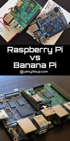 There are quite a few differences between the banana pi and the Raspberry Pi but there is also a lot of similarities. This can make it difficult choosing which one to buy.