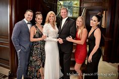 On March 24, 2016, WWE personality John Laurinaitis married partner Kathy Colace in an intimate wedding of close family and friends. The couple was engaged in September 2015. Colace is the mother of twin WWE Divas Nikki Bella (Nicole Garcia Colace) and Brie Bella (Briana Garcia Danielson), as well as son JJ Garcia. #WWE #Wedding
