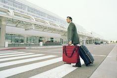 Travelers Can Ride Luggage Instead of Lugging It : Hombres Mag For Men | MoreSmile