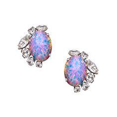 Janis by Janis Savitt Opal Crystal Earrings