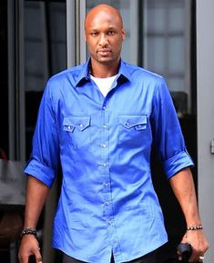 Lamar Odom!! Once you go black; you never go back!!