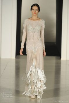 temperley london dress fall 2011