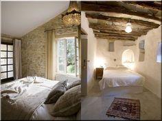 Rusztikus, mediterrán lakás -  ötletek, lakberendezési inspirációk Quiet Storm, Natural Homes, Interior Design Living Room, Bed, Modern, Furniture, Decor Ideas, Home Decor, Home Decoration