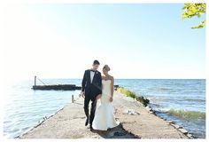 Becca and Mitch Have the Best Day Ever in Door County. Photo by Art of Exposure Photography. WiBride.com.