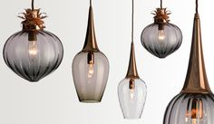Blown Glass Pendant Lights Best Lighting 2018 regarding measurements 1200 X 700 Hand Blown Glass Ceiling Lights - If it comes to lighting your home, no oth Glass Pendant Lights Uk, Glass Ceiling Lights, Pendant Light Fixtures, Glass Pendants, Pendant Lighting, Chandelier, Retro Lighting, Lighting Ideas, Interior Lighting