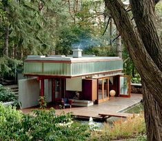 [][][] Shim-Sutcliffe Ravine House Wins Canadian Award   Home Design Find