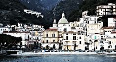 Cetara is a town and commune in the Province of Salerno in the Campania region of south-western Italy.  Cetara is located in the territory of the Amalfi Coast.