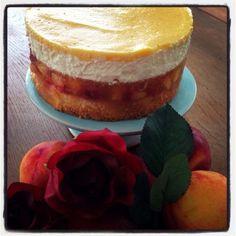 Inspirieren Probieren Teilen: Maracuja - Summer - Cake … Ich backs mir #ichbacksmir #sommerrezepte