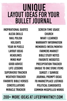 379 Bullet Journal Ideas: The Master List {+ Printographic} How To Bullet Journal, Bullet Journal Notebook, Bullet Journal Inspo, Bullet Journal Spread, Bullet Journal Ideas Pages, Journal Pages, Bullet Journals, Bullet Journal Layout Templates, Bullet Journal Student