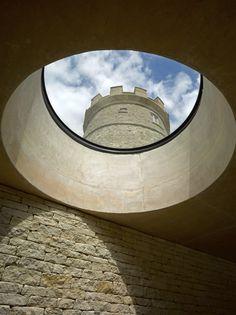 The Round Tower,© Edmund Sumner