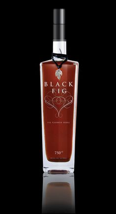Black FigVodka - The Dieline -