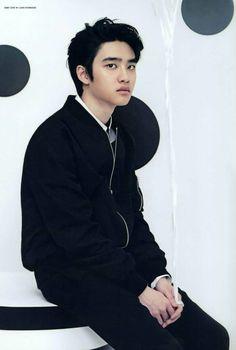 EXO | EXO-K | Do Kyung Soo (D.O.) | SMTown Artium Coex Merchandise [scan]  | Facebook