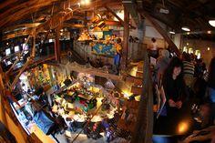 El Lokal, Bar & club - Zurich, Switzerland