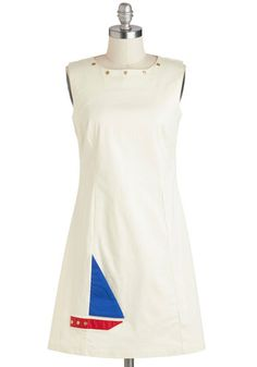Fisher Schooner Dress, #ModCloth